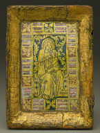 Panel from a Reliquary Diptych