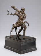 Hercules and the Arcadian Stag