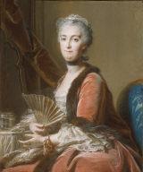 Anne Marie Louise Nicole de Lamoignon de Malsherbes, Countess of Senozan 1718
