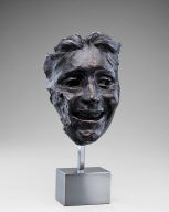 Mask of a Bacchante