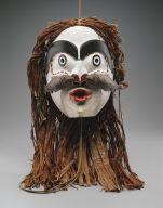 Mask of Spirit of Salmon