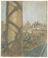 Untitled (Smokestack, New York, Queensboro Bridge)