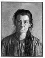 The Unwilling Model (Mrs. Alice Pratt Burdick)