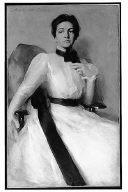 Elizabeth Lawrence Fiske (Mrs. George Hitchcock)