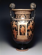 Red-figure krater