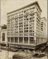 Maison Blanche building