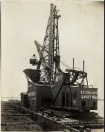 W. G. Coyle & Co. coal crane Collier no. 2