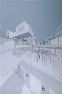 New Suburbanism Sectioned Perspective