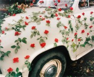 A Decorated Car in the Flower Market, Calcutta, from the portfolio Map of the East