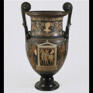 VASE known as a 'volute krater'