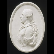MEDALLION PORTRAIT of Sir William Hamilton