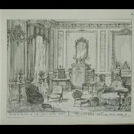DESIGN for a French Style Drawing Room