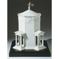 ARCHITECTURAL MODEL of the Temple of the Winds, Athens