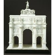 ARCHITECTURAL MODEL of the Marble Arch