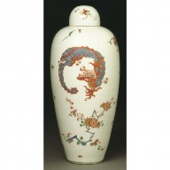 VASE in the Kakiemon style