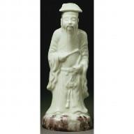 FIGURE of Taoist immortal Lu Dongbin