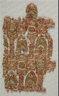 Fragment from a Furnishing Silk