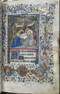 Hours of Charles the Noble, King of Navarre (1361-1425): Nativity (Prime), fol. 67 (recto)