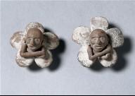 Figure in Flower Ornament