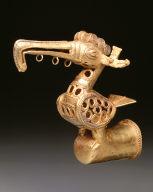 Bird-form finial