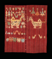 Woman's headcloth or carrying cloth (su't)