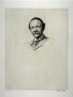 Portrait of Sir J.J. Thomson