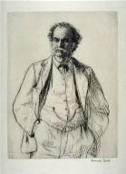 A. L. Smith, Portrait #2