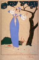 Les Cerises (Cherries) pl. XI from Modes et Manieres d'Aujourd Hui (Fashions and Manners of Today)