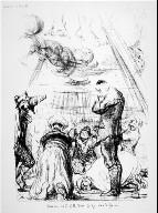 [Symbole der Zeit 6, Der Bildermann, 1, no. 8 (1916), page 4, Signs of the times 6]