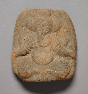 Votive Tablet with Ganesa