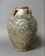 Amphora-Shaped Jar