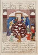 A Banquet Scene with Hormuz