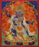 A Terrifying Deity in Yab-Yum