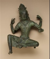 The Hindu God Siva