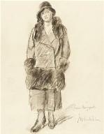 Portrait of Mrs. Rotter
