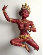 Dancing Vajravarahi (Dorje Pagmo)