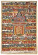 Shrine of Vasudhara and Ashvaghosa Avadana