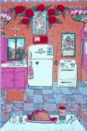 "Cocina Jaiteca from the ""National Chicano Screenprint Taller 1988-89"" Portfolio"