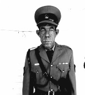 Sergeant F. de Bruin, Department of Prison Employee, Orange Free State, South Africa