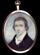 Portrait of a Gentleman with Initials G. D.