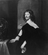 Portrait of a Man with an Armillary Sphere
