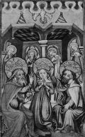 Coronation of the Virgin with the Holy Trinity