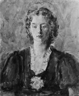 Portrait of a Young Woman (The Debutante)