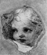 Head of a Cherub