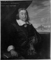 Portrait of a Man (said to be John Elliot)