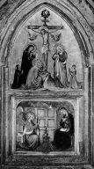 Annunication; Crucifixion