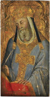 A Papal Saint (Saint Gregory the Great?)