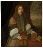 An Unidentified Gentleman (probably John Wensley)