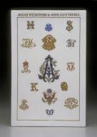 Monogram plaque