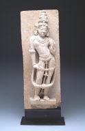Attendant of Vishnu with Discus